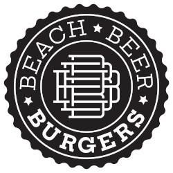 Logo Beach Burgers & Beers
