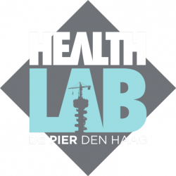 Logo Health Lab De Pier