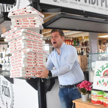 Medewerker Bediening Veni Vidi Pizza
